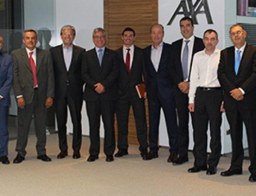 PEDRO MARTINEZ DE QUEL EN EL CLUB DE EXPERTOS DE AXA